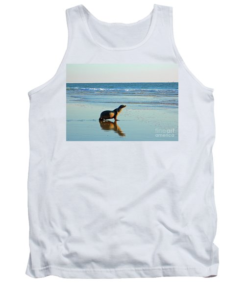 Coastal Friends Tank Top