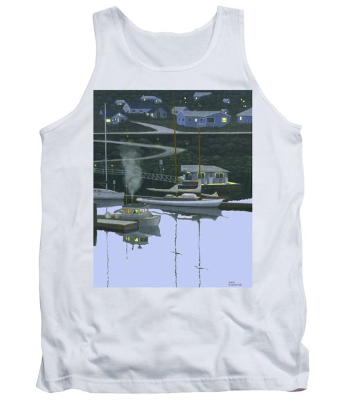 Coastal Morning Tank Top