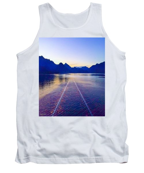 Coastal Rail Road Tank Top