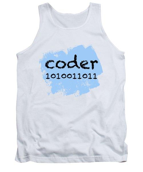Coder Tank Top