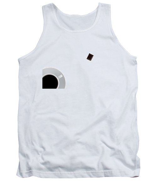 Tank Top featuring the photograph Coffee And Chocolade by Gert Lavsen