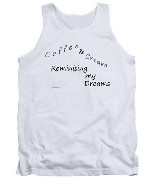 Coffee And Cream Mug Tank Top