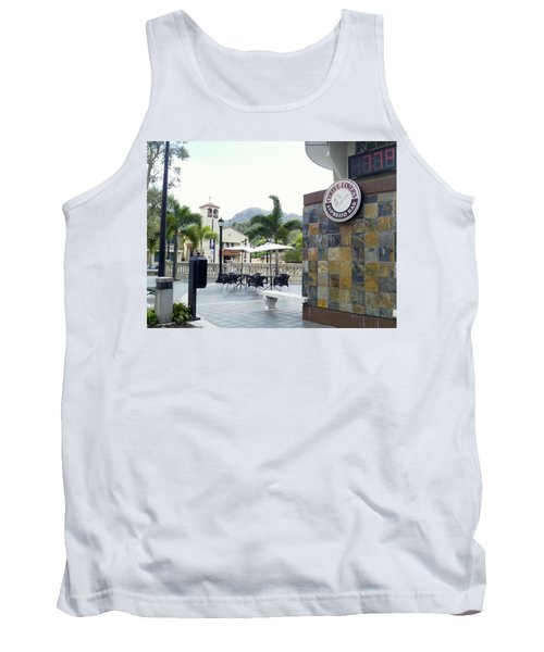 Coffee Lover's Expresso Bar 3 Tank Top