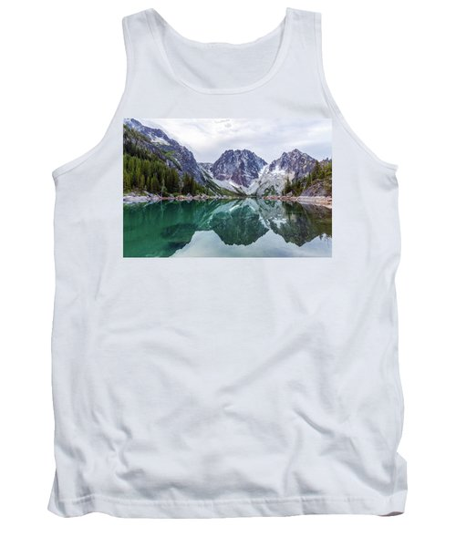 Colchuck Lake Tank Top by Evgeny Vasenev