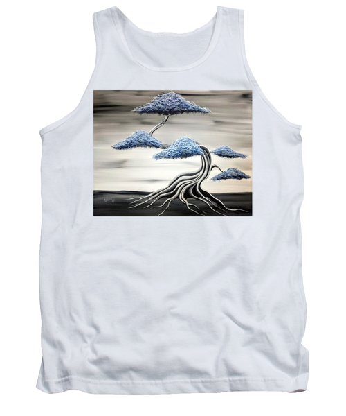 Cold Monday Tank Top by Edwin Alverio