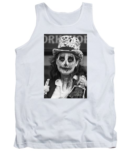 Collector Tank Top by David  Hollingworth