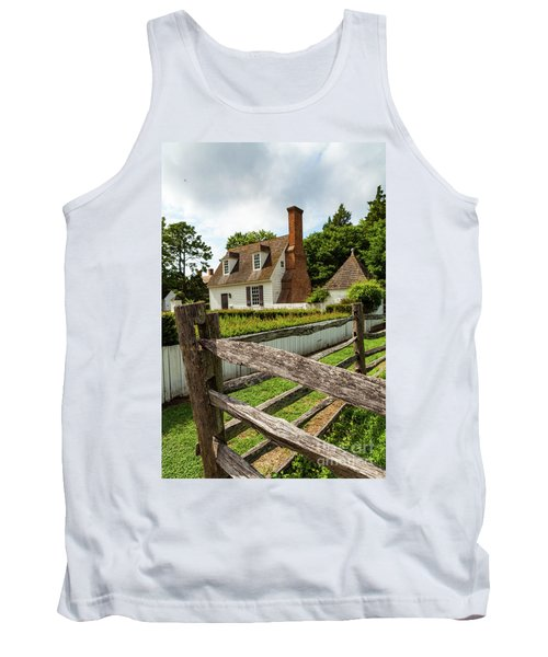 Colonial America Home Tank Top