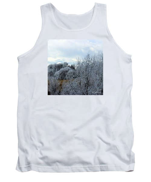 Colorado Springs Winter Tank Top