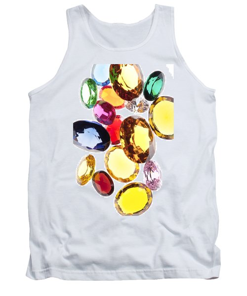 Colorful Gems Tank Top