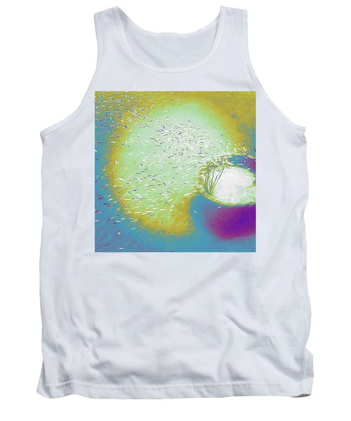 Colorful Pond Tank Top