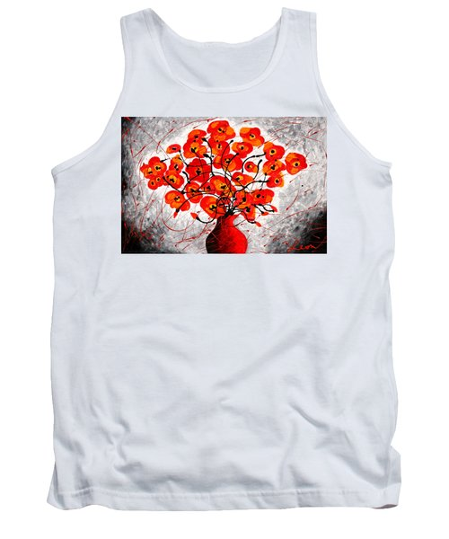 Colors Of Love Tank Top