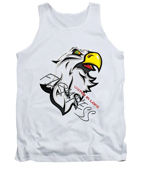 Colossians Chapter 2 Tank Top