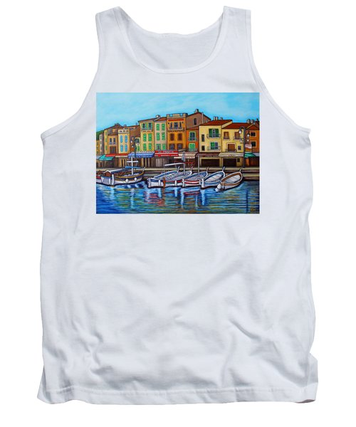 Colours Of Cassis Tank Top