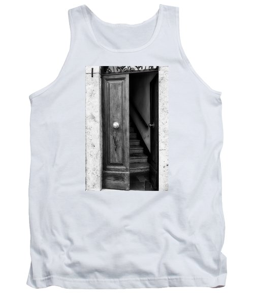 Come On In Tank Top by Deborah Scannell