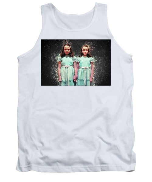 Come Play With Us - The Shining Twins Tank Top
