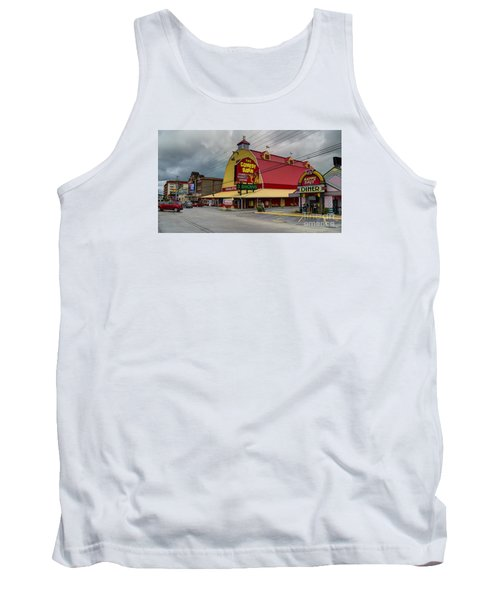 Comedy Barn Pigeon Forge Tank Top