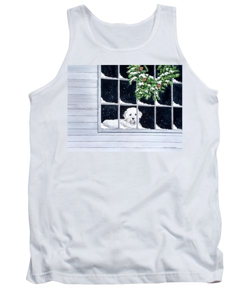 Coming Back Soon? Tank Top