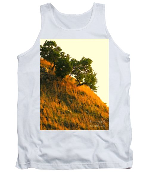Tank Top featuring the photograph Coming Home Again by Joe Jake Pratt