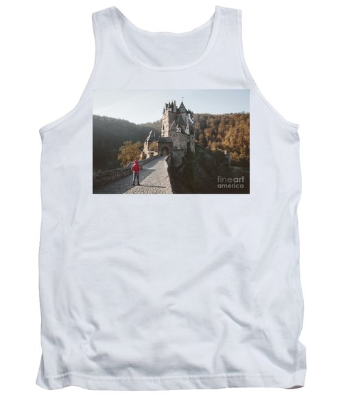 Coming Home Tank Top by JR Photography