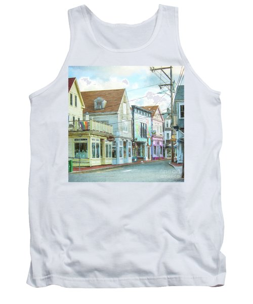 Commercial St #1 Tank Top