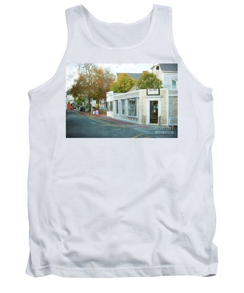 Commercial St. #2 Tank Top
