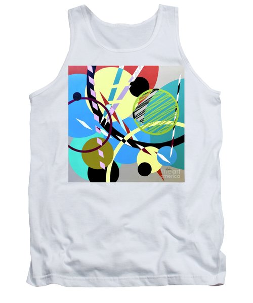 Composition #21 Tank Top
