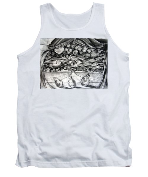 Consequence Beyond The Horizon - Study Tank Top