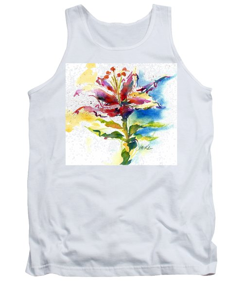 Consider The Lily Tank Top