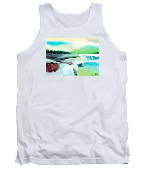 Constructing Reality 1 Tank Top