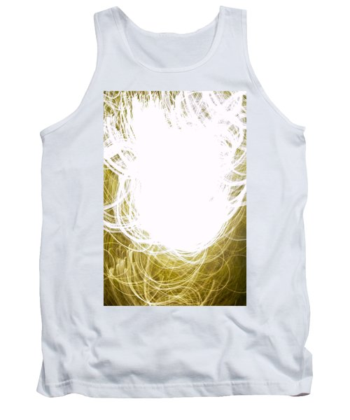 Contemporary Abstraction II Limited Edition 1 Of 1 Tank Top
