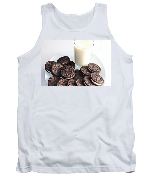 Cookies And Milk Tank Top