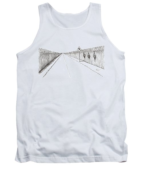 Coots Crossing Tank Top
