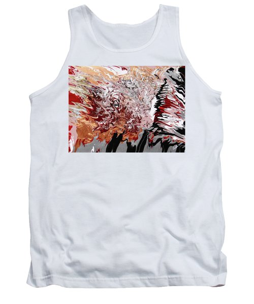 Corporate Tank Top by Ralph White