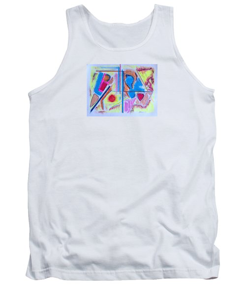 Corrosion In Sectors Tank Top