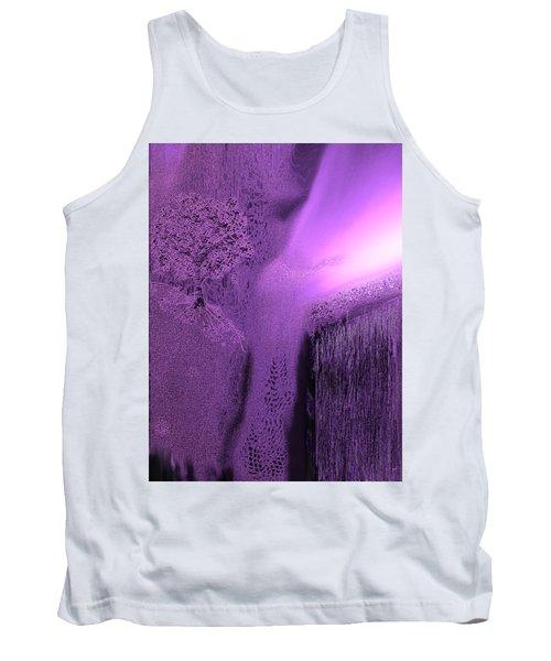 Purple Sky Dance Tank Top