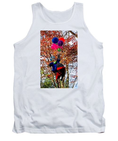 Coulrophobia Tank Top