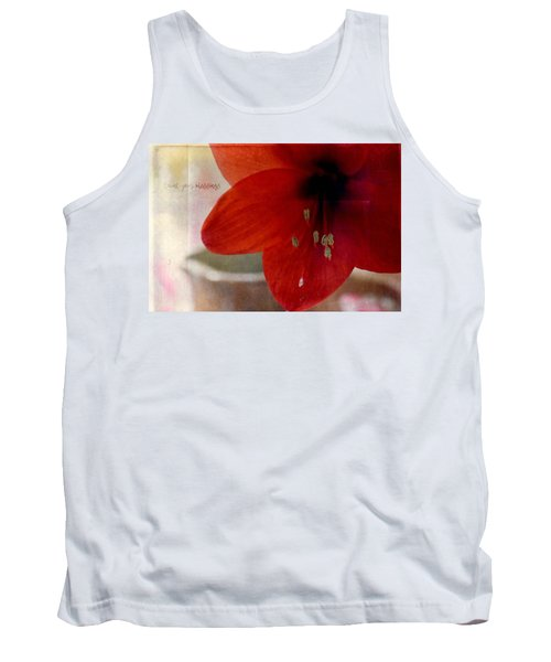 Count Your Blessings Tank Top