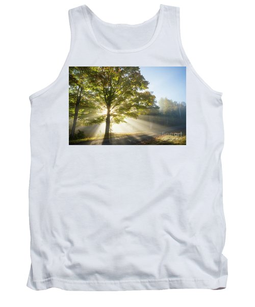 Country Road Tank Top by Alana Ranney