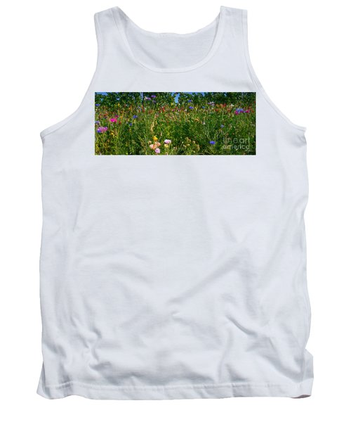 Country Wildflowers IIi Tank Top