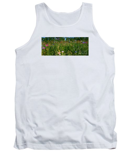 Country Wildflowers IIi Tank Top