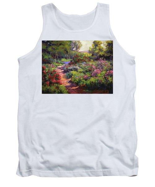 Countryside Gardens Tank Top