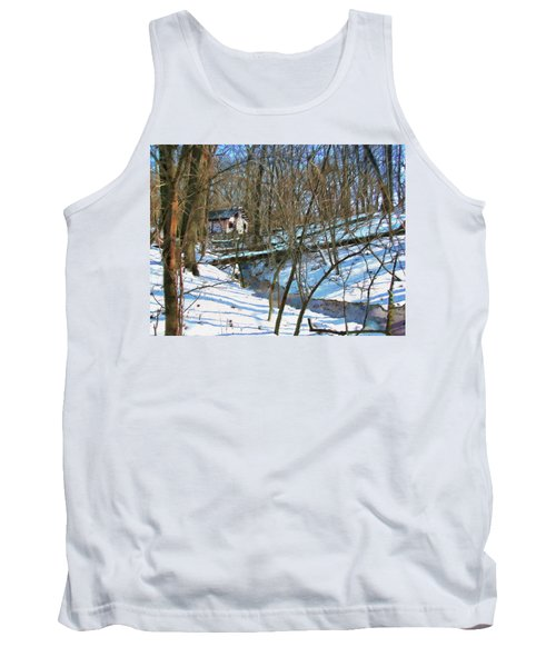 County Field House Tank Top