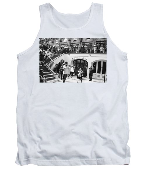 Covent Garden Music Tank Top