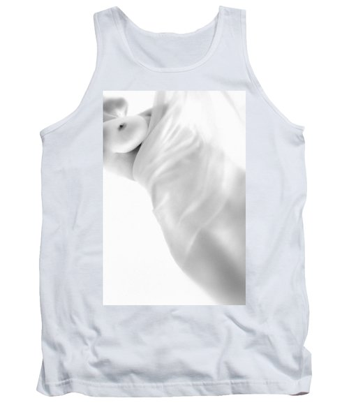 Tank Top featuring the photograph Covering The Body by Evgeniy Lankin