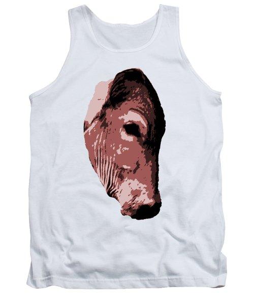 Cow Head Tank Top
