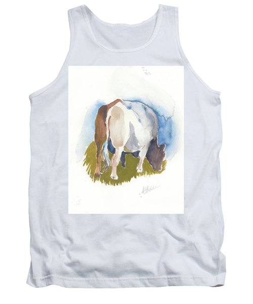 Cow I Tank Top