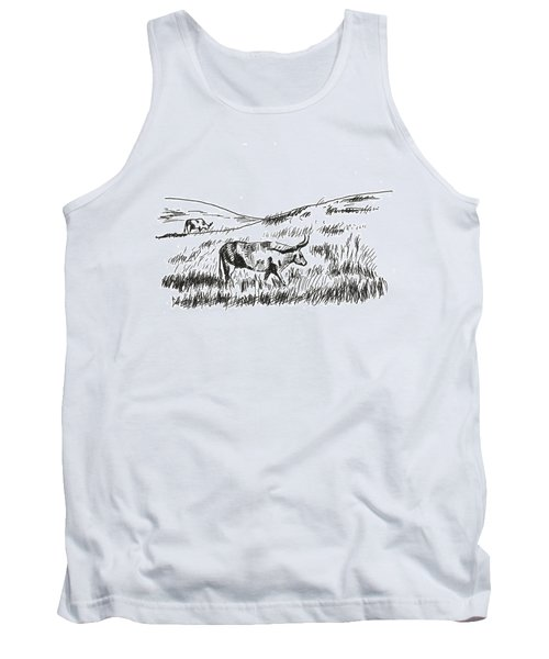 Country Morning Tank Top