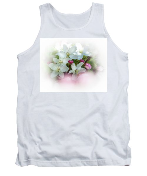 Crabapple Blossoms 3 - Tank Top