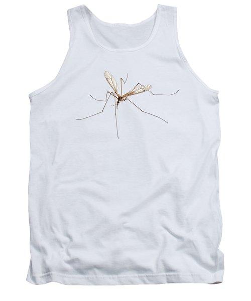 Cranefly Species Tipula Oleracea Tank Top