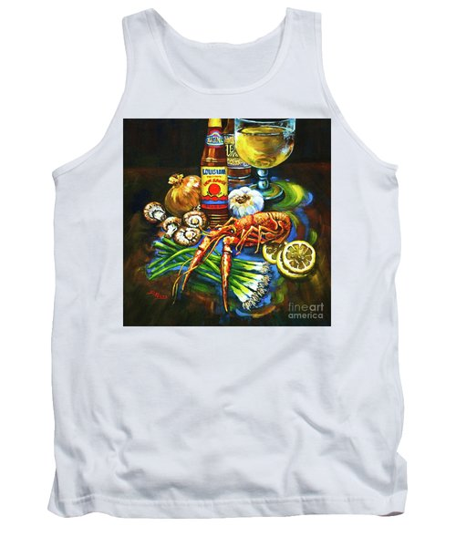 Crawfish Fixin's Tank Top